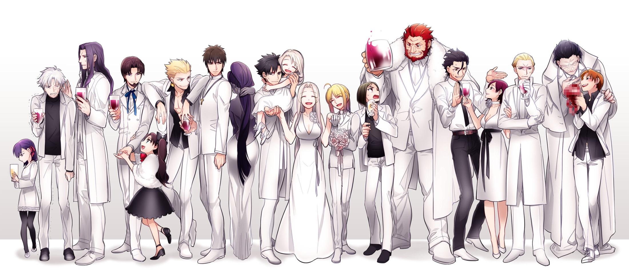 Fate/stay night (アニメ)の画像 p1_13