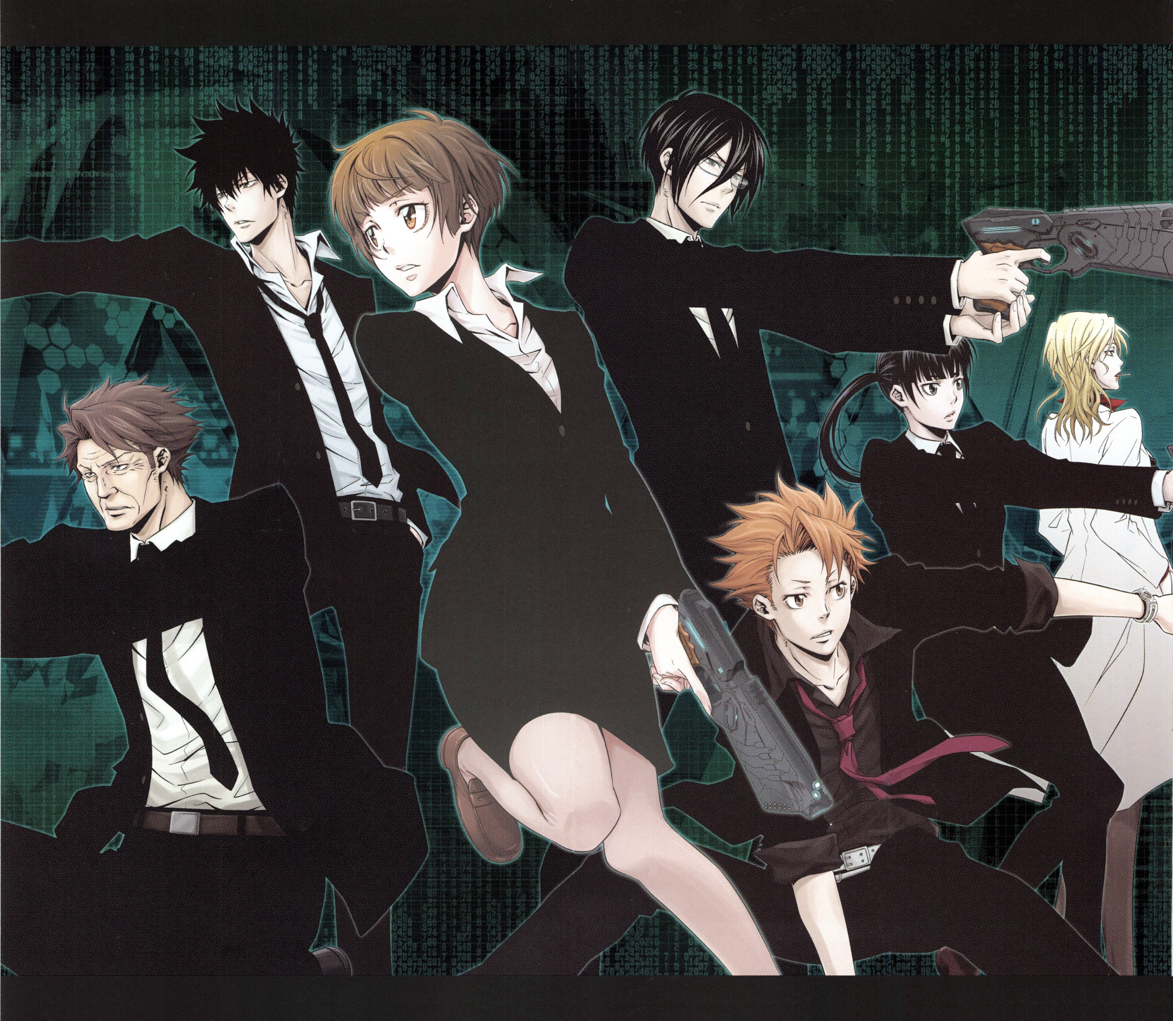 psycho-pass wallpaper 12