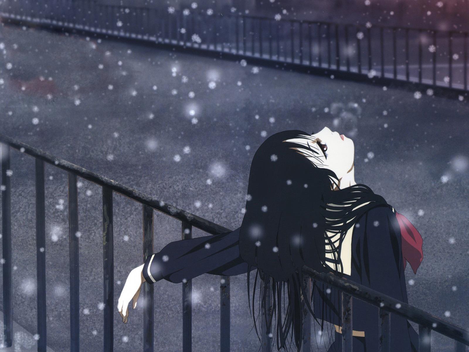 地獄少女閻魔あいと雪