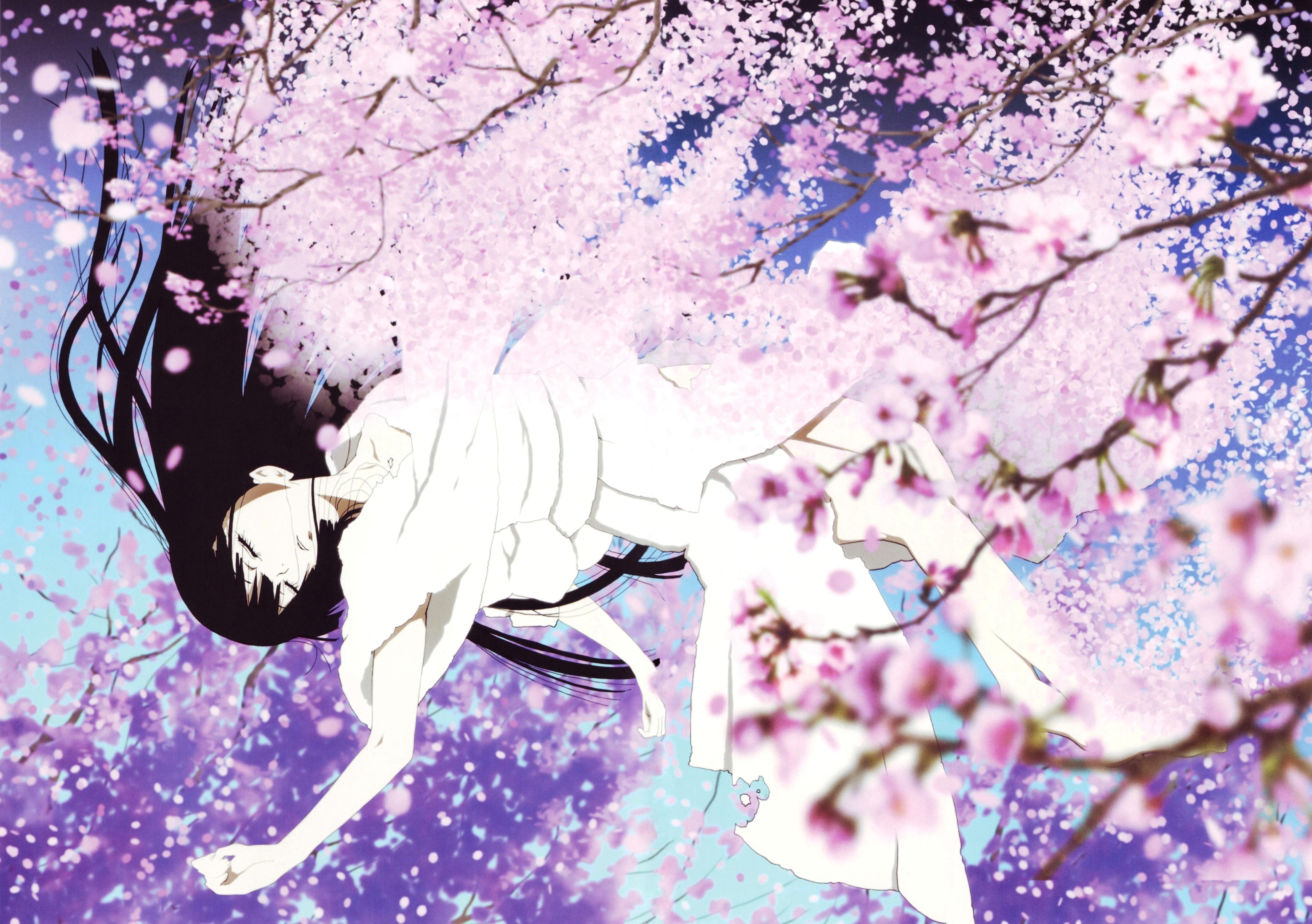 地獄少女閻魔あいと桜
