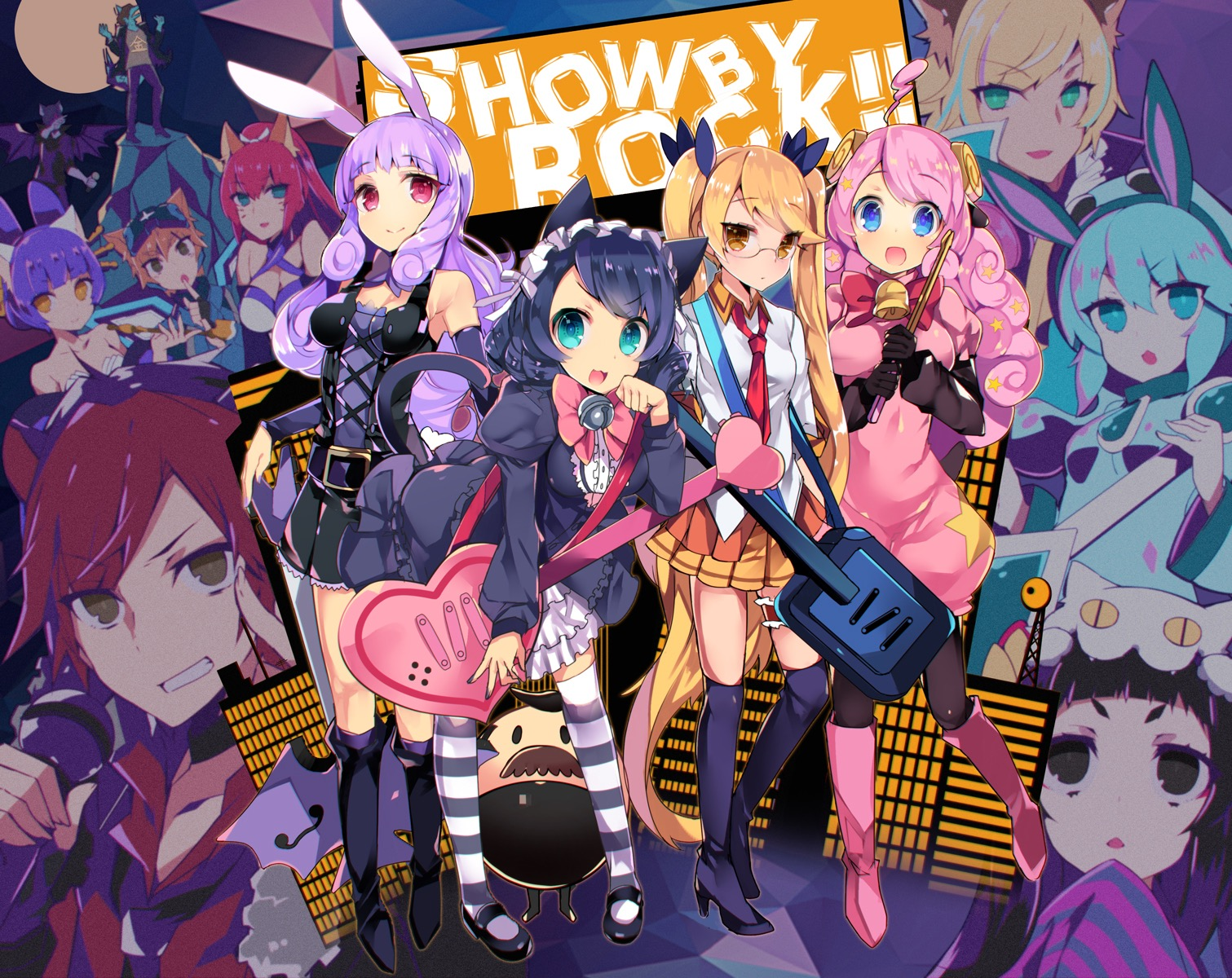 SHOW BY ROCK!!の画像 p1_16