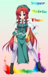 touhou_hong_meiling_6
