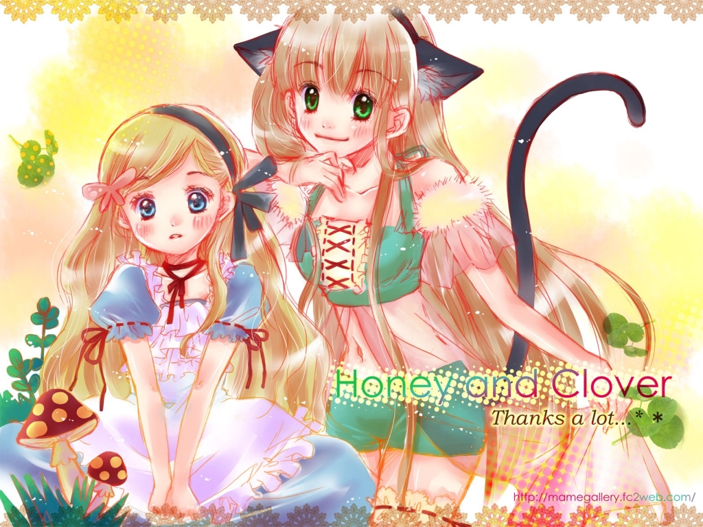 honey_and_clover_127