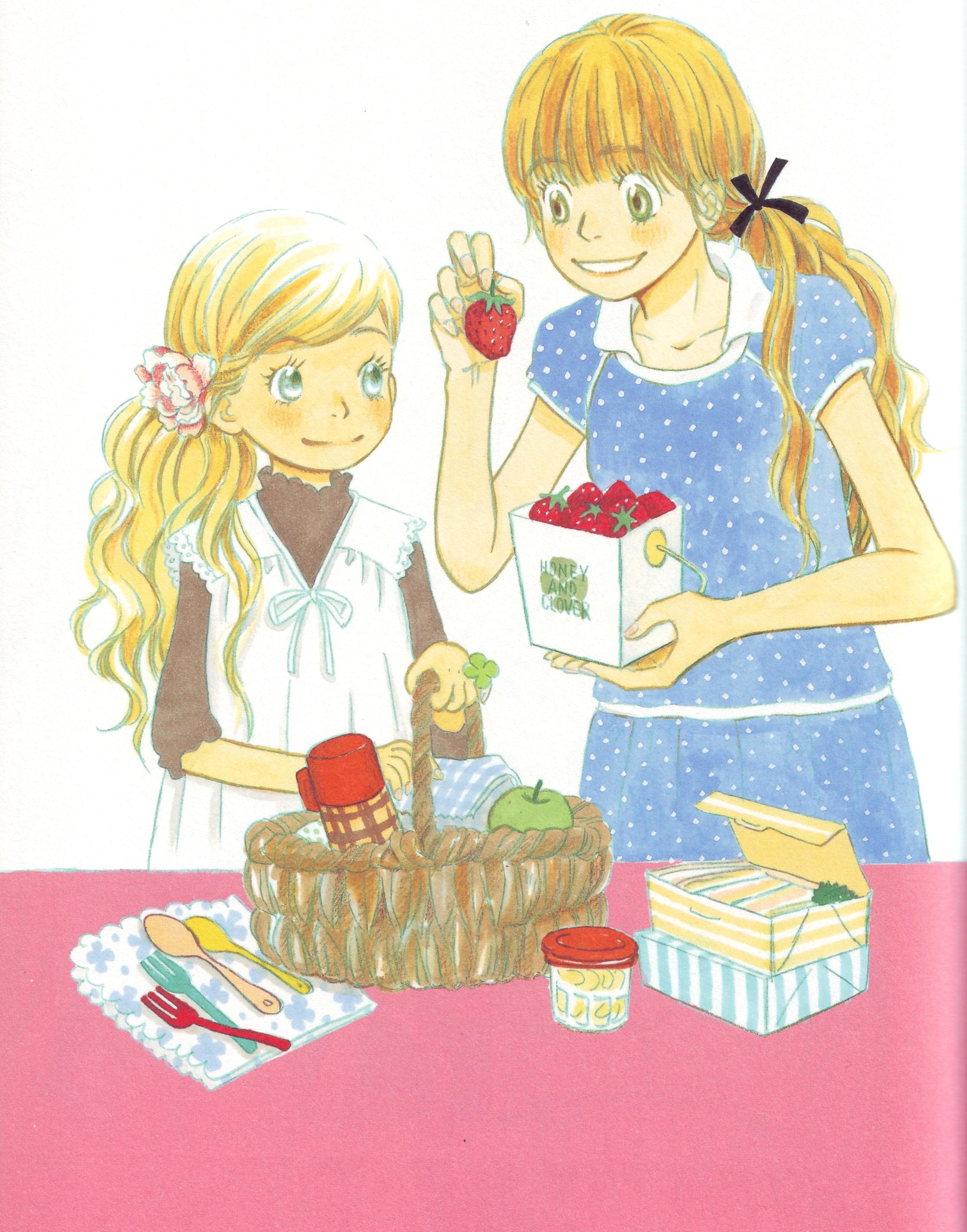 ハチミツとクローバー[羽海野チカ]漫画全巻の無料 …