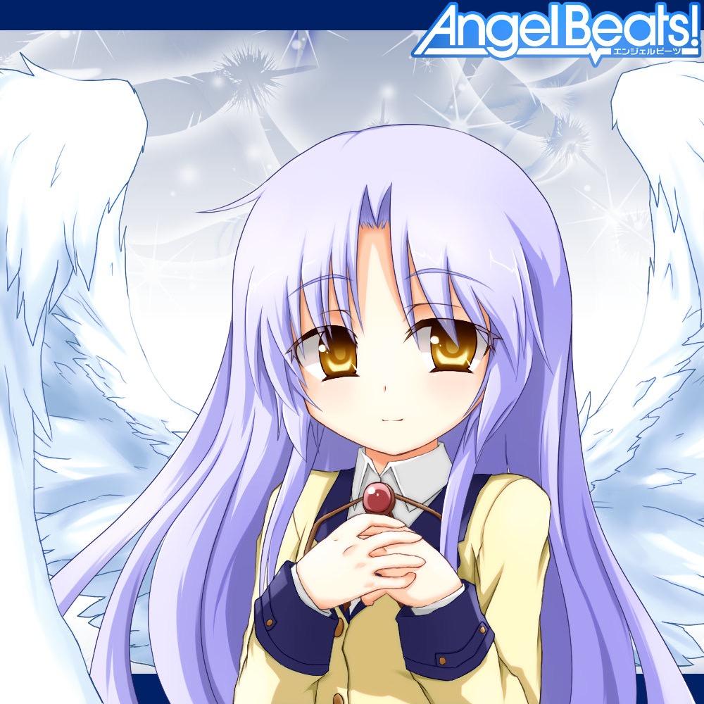 萌猫商城 Angel Beats 1st Beat 天使 001 Angel Beats 1st Beat
