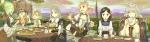エスカ&ロジーのアトリエ【エスカ・メーリエ,カトラ・ラーチカ,ルシル・エルネラ,リンカ,マリオン・クィン,クローネ,スレイア・ヘーゼルグリム】左 #16747