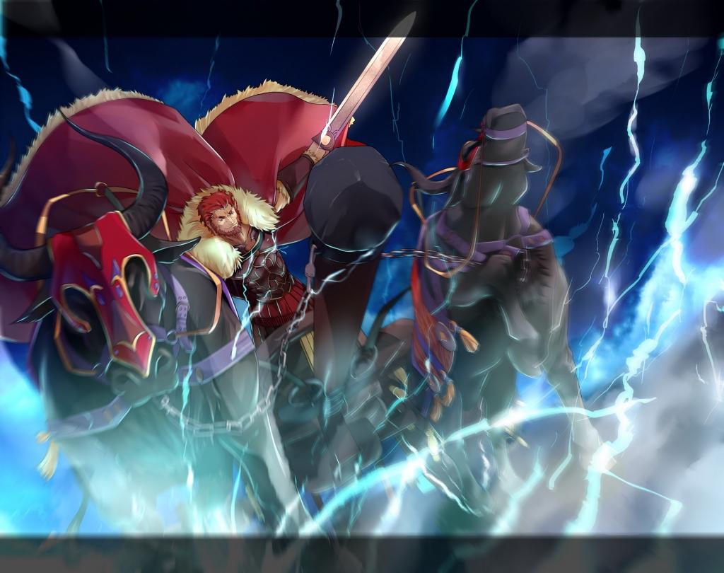 Fate Zero ライダー Fate Zero Lightofheaven 壁紙 Tsundora Com