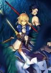 Fate/Zero【セイバー,ランサー(Fate/Zero)】 #26155