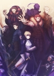 Fate/Zero【セイバー,ギルガメッシュ,アサシン(Fate/Zero),バーサーカー(Fate/Zero),キャスター(Fate/Zero),ランサー(Fate/Zero),ライダー(Fate/Zero)】 #26157