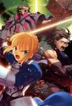 Fate/Zero【セイバー,キャスター(Fate/Zero),ランサー(Fate/Zero)】武内崇 #25595