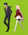 Fate/Zero【アイリスフィール・フォン・アインツベルン,ランサー】武内崇 #25597