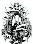 マギ【ジャーファル】 #15323