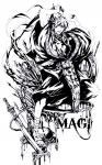 マギ【シャルルカン】 #15328