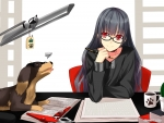 犬とハサミは使いよう【夏野霧姫,春海和人】 #48244