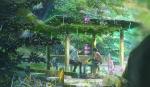 言の葉の庭【秋月高雄,雪野百香里】 #42459