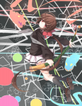 京騒戯画【阿(京騒戯画),コト,吽】 #41735