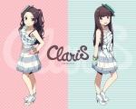ClariS【アリス(ClariS),クララ】かんざきひろ #66221