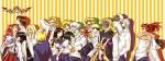 ジョジョの奇妙な冒険,THE KING OF FIGHTERS,MUGEN,サムライスピリッツ,ストリートファイターⅢ,東方【ディオ・ブランドー,ギル,ゲーニッツ,豪鬼,伊吹萃香,クリザリッド,羅将神ミヅキ,ルガール・バーンシュタイン】 #51422