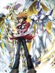 遊戯王デュエルモンスターズGX【E・HERO ネオス,レインボー・ネオス,遊城十代】 #67375