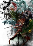 遊戯王,ドラゴンボール,ソードアート・オンライン【シリカ,ピナ,神龍,青眼の白龍,真紅眼の黒竜】 #81141