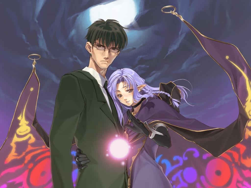 Fate Stay Night キャスター 葛木宗一郎 壁紙 Tsundora Com
