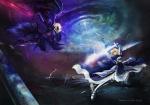Fate/stay night,ブラック☆ロックシューター【ブラックロックシューター,セイバー】 #100529