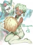 機動戦士ガンダム,ガンダム Gのレコンギスタ【ラライヤ・マンディ】 #109939