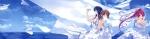 水平線まで何マイル?【古賀沙夜子,宮前朋夏,津屋崎湖景】深崎暮人 #135570