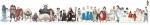 ものべの【川姫,コンコーボー,鵺,アセゴノマン,悪ごろう,形部狸,笹斬狸,鉄砲撃レ狸,いずものみこ,つみ,七面頬,滝女郎,左女郎,右女郎,南雲(ものべの),西森,信芳,広おんじ,堀内,山木芳秀,高畑厳芳,星辰ひめみや,ひめみや,めっかい,ちま,とおこ,有島尚武,有島菜穂子,有島ありす,飛車角,えみ,すみ,沢井夏葉,沢井透】cura #135388