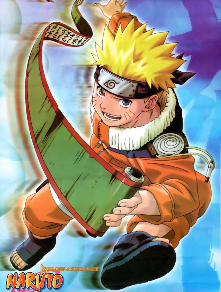 Naruto ナルト うずまきナルト 壁紙 Tsundora Com