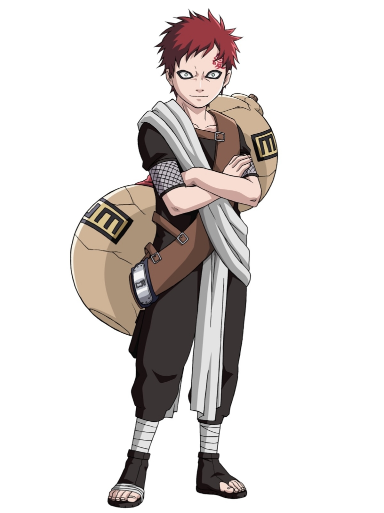 Naruto ナルト 我愛羅 壁紙 Tsundora Com