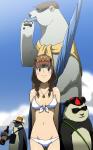 しろくまカフェ【パンダ,シロクマ,ペンギン,笹子】 #141529