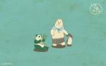 しろくまカフェ【パンダ,シロクマ,ペンギン】 #141536