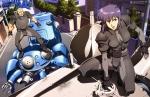 攻殻機動隊,攻殻機動隊 STAND ALONE COMPLEX【バトー,草薙素子,タチコマ】 #154022