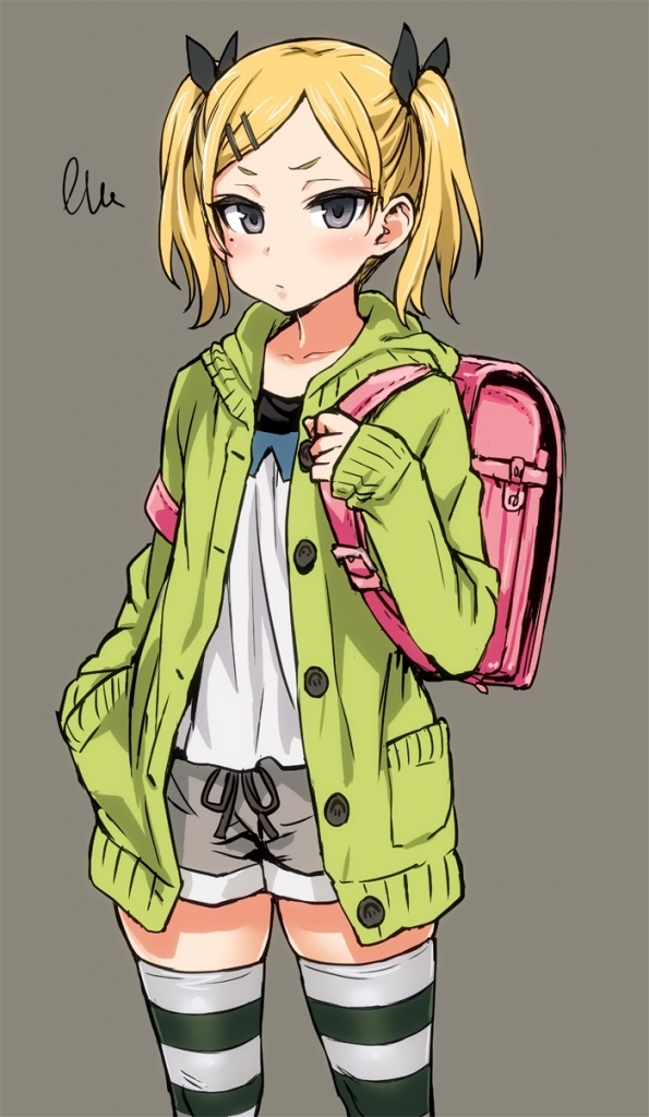 SHIROBAKO 矢野エリカ