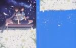 <物語>シリーズ,花物語【神原駿河,沼地蠟花】渡辺明夫 #162936