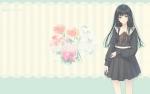 FLOWERS【白羽蘇芳】杉菜水姫 #170484