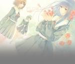FLOWERS【花菱立花,匂坂マユリ,白羽蘇芳】 #170491