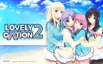 LOVELY×CATION2【出水和琴,成川姫,韮崎日向,吉野谷星音】唯々月たすく #180187