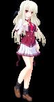Lunaris Filia 〜キスと契約と真紅の瞳〜【フィリア=ルナ=インフィニタス】水鏡まみず #187665
