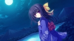 Lunaris Filia 〜キスと契約と真紅の瞳〜【水奈瀬紫】水鏡まみず #187667