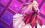 Lunaris Filia 〜キスと契約と真紅の瞳〜【シルヴィア=ルナ=インフィニタス】てんまそ #187648