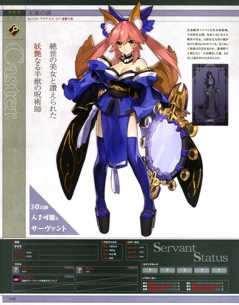 Fate Stay Night Fate Grand Order Fate Extra キャスター Fate