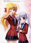 FORTUNE ARTERIAL【千堂瑛里華,東儀白】べっかんこう #197822