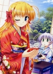 FORTUNE ARTERIAL【千堂瑛里華,東儀白】べっかんこう #197893