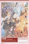 ef – a fairy tale of the two.【雨宮優子,羽山ミズキ,火村夕,広野紘,宮村みやこ,新藤千尋,新藤景,堤京介】堀口悠紀子 #204268