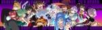 蒼き鋼のアルペジオ【アシガラ,ハルナ(蒼き鋼のアルペジオ),ヒエイ,ヒュウガ,イ400,イ402,イオナ,キリシマ,コンゴウ,マヤ,ミョウコウ,ナチ,タカオ,ヨタロウ】 #205091