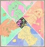 SHOW BY ROCK!!【ホルミー,ジャクリン,ロージア,ツキノ】 #206773