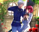 赤髪の白雪姫【白雪(赤髪の白雪姫),ゼン・ウィスタリア・クラリネス】刃天 #213841