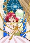 赤髪の白雪姫【白雪(赤髪の白雪姫),ゼン・ウィスタリア・クラリネス】 #213849